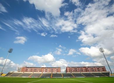 O'Moore Park, Portlaoise, will host the Dubs and Westmeath.