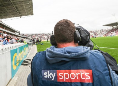 Dublin's clash with Laois in the Leinster SHC will be the opening game on Sky's coverage.