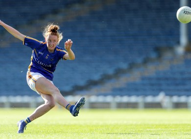 Aishling Moloney's superb display could not prevent a Galway win.