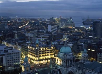 File image of Belfast.