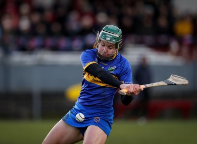 Cáit Devane hit 1-6 for Tipperary in their victory over Dublin.