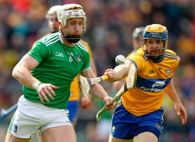 The Munster hurling meeting of Limerick and Clare kicks off the national broadcaster's championship coverage.
