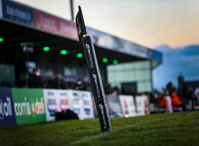 The game was due to take place at the Sportsground on Monday.