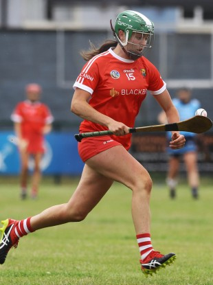 Hannah Looney is one of Cork's dual players.
