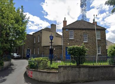 Rathfarnham Garda Station.