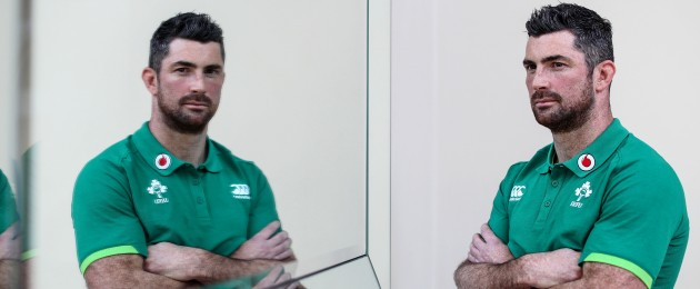 A reflective Rob Kearney looks back on his stellar career.