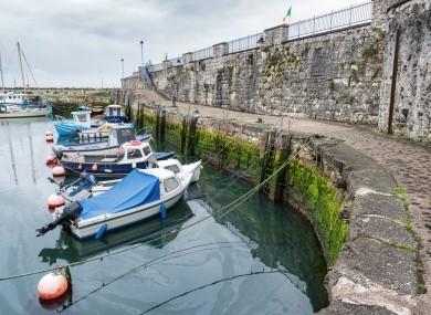 Carnlough Harbour, Antrim
