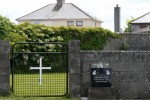 The site of the former Bon Secours mother and baby home in Tuam, Co Galway.