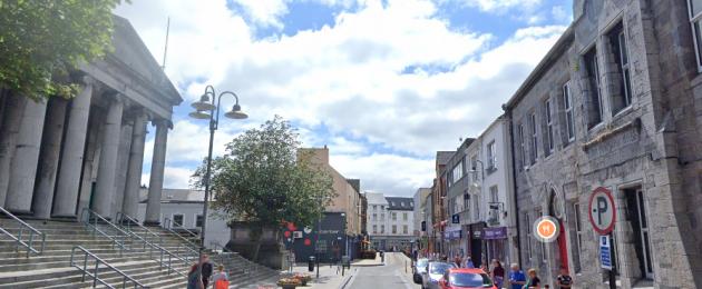 Ashe Street, Tralee (file photo)