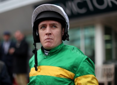 Barry Geraghty (file pic).