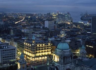 File photo of Belfast