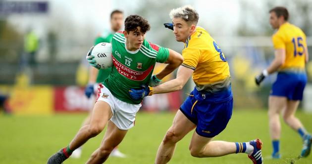 As it happened: Mayo v Roscommon, Connacht SFC semi-final