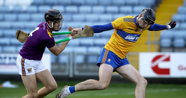As it happened: Clare v Wexford, All-Ireland SHC qualifier