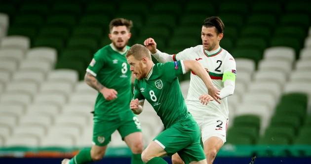 As it happened: Ireland v Bulgaria, Nations League