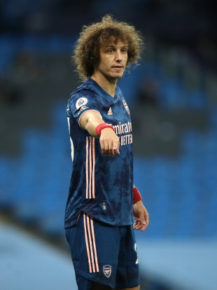 David Luiz (file pic).