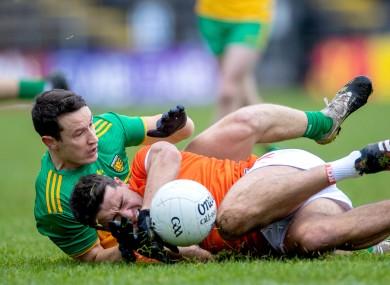 Eoin McHugh and Stefan Campbell.