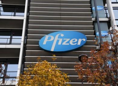 Pfizer's headquarters in Paris