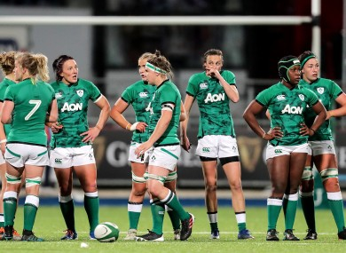 Ireland Women won't be able to finish off their Six Nations campaign.