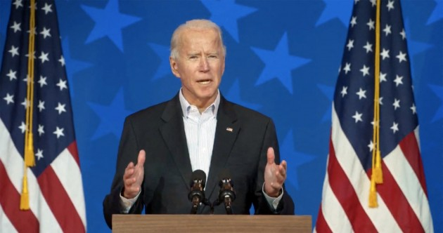 US Election: Biden now leads in Pennsylvania and Georgia as he closes in on 270 electoral college votes