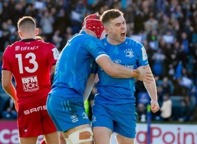 Leinster will start their European season away in France.