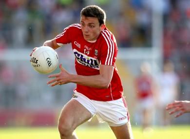 Cork footballer Mark Collins.