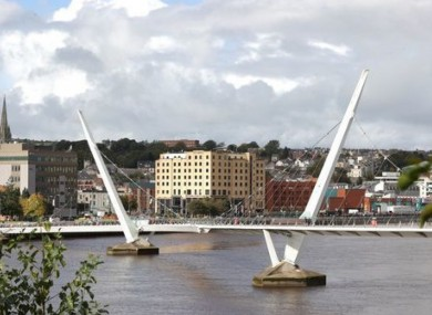 Derry & Strabane among the worst affected areas.