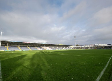 Semple Stadium hosted today's game between Cork and Limerick.