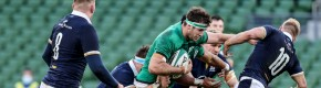 LIVE: Ireland v Scotland, Autumn Nations Cup