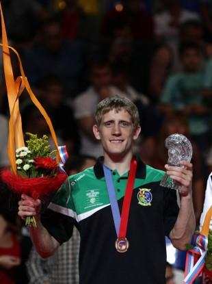 O'Donovan won in Belgium tonight.