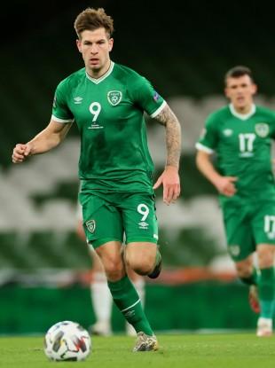 James Collins has won six caps for Ireland.