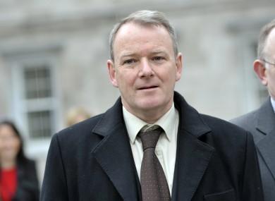 Sinn Féin TD Brian Stanley