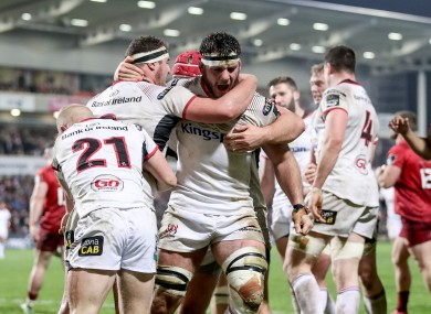 Coetzee will leave Ulster at the end of the current season.