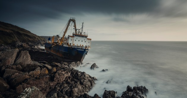 Cork Council warns ghost ship could 'break apart' and seeks State solution for shipwreck