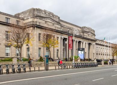 National Concert Hall in Dublin city