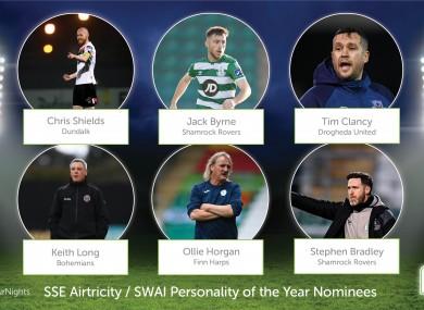 The winner will be announced on 14 December.