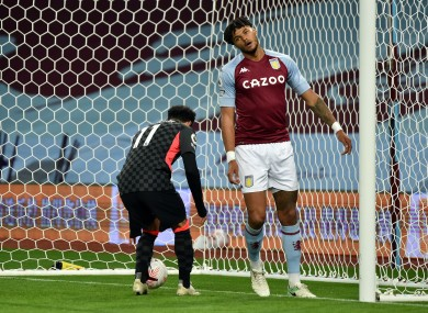 The Birmingham club and the Premier League champions might not get the chance to square off tomorrow for the first time since Villa's 7-2 victory earlier this season.