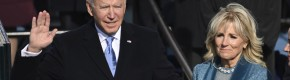 As it happened: Joe Biden sworn in as 46th President of the United States