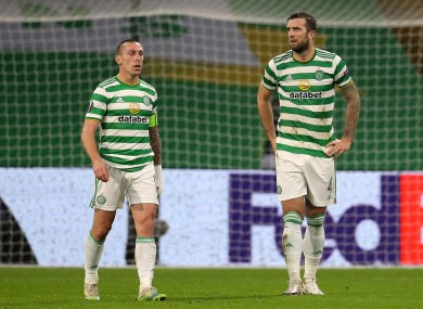 Shane Duffy has been offered an early exit from Celtic.