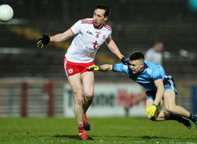 Tyrone's Colm Cavanagh.