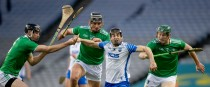 Action from last month's All-Ireland hurling final.
