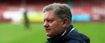 Crawley Town manager John Yems (file pic).