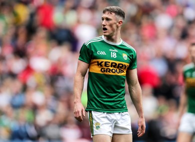 Jonathan Lyne has retired from inter-county football.