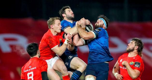 As it happened: Munster v Leinster, Pro14