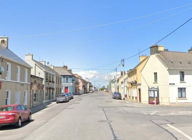 Main Street, Moyvane (file photo)