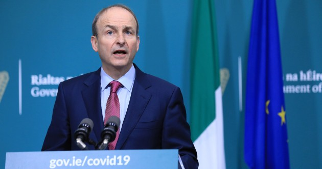 As it happened: Ireland introduces mandatory quarantine and faces five more weeks of Level 5