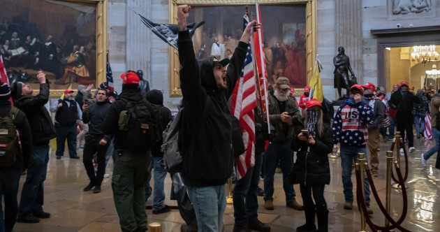 US reeling after storming of Capitol: Here are the main points you need to know this morning