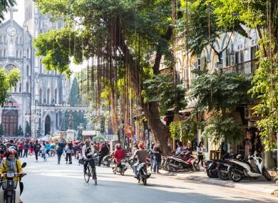 Hanoi, Vietnam. File photo