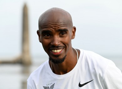 Farah believes the Games will go ahead.