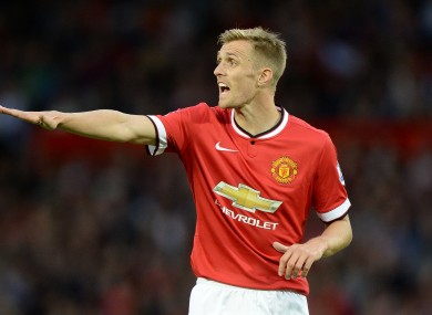 Darren Fletcher will now step up to help with the first-team duties.