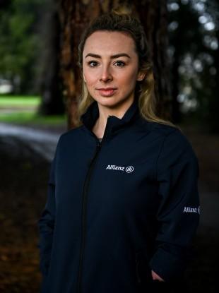 Irish Paralympic swimmer Ellen Keane.